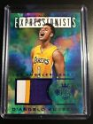 16-17 Court Kings D'Angelo Russell Lakers Expressionists 3-Color Patch SSP 25!!