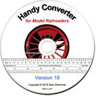 Model Railroad Software Tools All Scales New Version 184