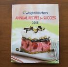 Weight Watchers Annual Recipes for Success Nice Book Hard Cover VGC