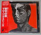 The Rolling Stones Tattoo You CD Japan CP35-3032 OBI The Black Triangle 1A1