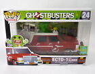 Funko Pop Rides Ghostbusters Ecto-1 Slimer Red 2016 Summer Convention Exclusive