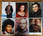 2018 Rittenhouse Star Trek TOS Captain's Collection Trading Cards 18