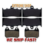 BMW Front+Rear Brake Pads K1200LT (EVO Integral ABS) (2001-2009) R1200CL (02-04)