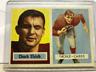 1957 Topps Football Cards 5