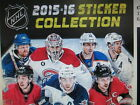 2015-16 PANINI STICKER HOCKEY SEALED BOX