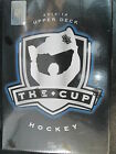 2013-14 UD THE CUP HOCKEY HOBBY SEALED BOX