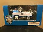 4 NEW K line Trains K94531 New York City Police NYPD Pedal Car Lot Die cast