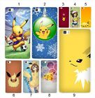 COVER CASE cartoon pikachues pokemoon shell for HUAWEI Mate S 7 8 9 10