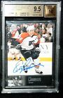 2011-12 Ultimate Collection 1997 Legends Autograph ERIC LINDROS Group A BGS 9.5