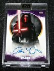 2017 Topps Star Wars Stellar Signatures Trading Cards 19
