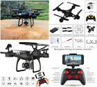 Drone KY101 Camera Smarphone App One Key Takeoff Landing & Return Altitdue Hold