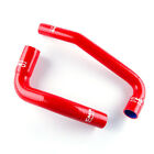 Silicone Radiator Hose Pipe Kit For Jeep Wrangler Yj Tj 24 42l 87 06 Turbo Red