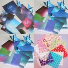 176 sheets Origami Star sky Single Sided Folding Paper Art Crafts Colors Heart