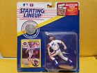 1991 Starting Lineup Figure SLU MLB Howard Johnson New York Mets w/Coin