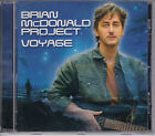 BRIAN MCDONALD PROJECT VOYAGE CD 2003 ATENZIA RECORDS MELODIC ROCK REB BEACH