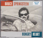BRUCE SPRINGSTEEN HUNGRY HEART CD SINGLE ULTRA RARE OOP 1995 COLOMBIA RECORDS