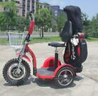 Zappy 1000w 48v Electric Golf Cart 3 Wheel Scooter 20 22mph BRAND NEW