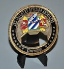 US Army 3rd Infantry Division DIVARTY Field Artillery 3ID Challenge Coin