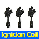 3 Pcs Spectra C-518 Ignition Coil FRONT For INFINITI,I30 /NISSAN,MAXIMA