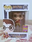 Funko Pop! Harry Potter On a Broom SDCC #31Summer 2017 Convention Exclusive!