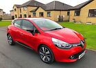 LARGER PHOTOS: 2014 (64) RENAULT CLIO D-QUE S M-NAV NRG S/S, 1.5 DCI DIESEL, RED, 1 OWNER, 5 DR