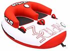 Airhead Riptide 2 Double Rider Inflatable Boat Towable Backrest Tube  AHRT 12