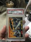 MARS ATTACKS 1962 TOPPS PSA 5 -*THE FROST RAY* CARD NO. 23. No qualifiers