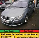 Volkswagen Passat CC 20TDI CR  140ps  DSG GTauto GUARANTEED CAR FINANCE
