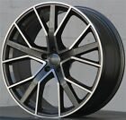 4SET 20 20x9 5x112 ET30MM Wheels fit Audi RS4 RS5 RS6 RS7 A5 S5 A7 S7 A8 S8