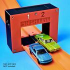 2 Lane Electronic Finish Line Gate Compatible w Hot Wheels Race Track