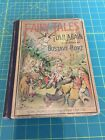 Fairy Tales Told Again 1882 Illustrated by Dore ULTRA RARE Cassell and Co.
