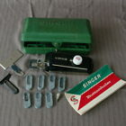 Vintage Singer Buttonholer With Plastic Case Instructions Included 7 Templates