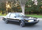 1988 Ford Mustang 5.0 LX Coupe New Paint 5 speed Manual Bolt in Roll Cage