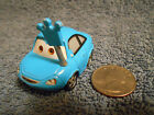 DISNEY PIXAR CARS MINI MINIATURE BLUE 2