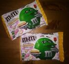 NEW M&M's White Cheesecake Flavor Valentine's 8 oz Candies 2 Bags of Candy 11/18