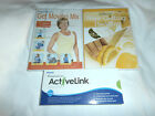 Weight Watchers ActiveLink Tracker Pedometer Get Moving Mix  Getting Health DVD