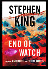 END OF WATCH 2016 STEPHEN KING SIGNED 1st Edition 1st Print JSA AUTHENTICATED