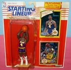1990 BYRON SCOTT Los Angeles Lakers Rookie sole Starting Lineup + 1983 card