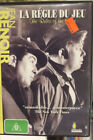 LA REGLE DU JEU RULES OF THE GAME DVD RARE DELETED OOP JEAN RENOIR FRENCH FILM