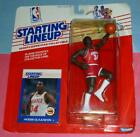 1988 HAKEEM OLAJUWON Houston Rockets Rookie - FREE s/h - Starting Lineup akeem