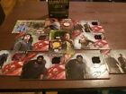 Rare Walking Dead Survival Box Costume Relic Lot Jessie Noah Mold Tyreese Sasha