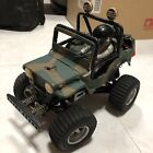Used Vintage Tamiya RC Wild Willy M38 Willys Jeep - FREE SHIPPING
