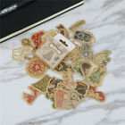 45x Retro Dog Animals Adhesive Stickers DIY Decors Diary Stickers Box PackagesTS