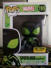 Funko Pop!: Marvel #195 Spider-Man (Stealth Suit GITD)[Hot Topic Exclusive]