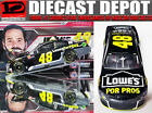 JIMMIE JOHNSON 2018 LOWES CAMARO 1 24 ACTION COLLECTOR SERIES IN STOCK
