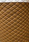 Vinyl Upholstery Desert diamond Quilted fabric with 3 8 Foam Backing by yard