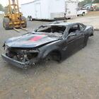 2012 CHEVROLET CAMARO SS BODY ONLY PARTS CAR WRECKED SALVAGE REBUILDER 45TH