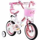 PRINCESS PINK KIDS BIKE CHILDREN CYCLE GIRLS BIKES IN SIZE 12 14 16 18 20