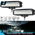 2PCS Spreader LED Deck Marine Lights for Boat Flood Light 12V 18W White