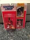 1990 Spud Webb #4 Starting Lineup With Rookie Card Mint Condition Atlanta Hawks